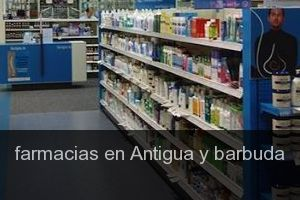 Farmacias en Antigua y barbuda