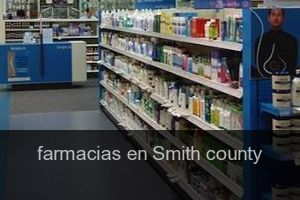 Farmacias en Smith county